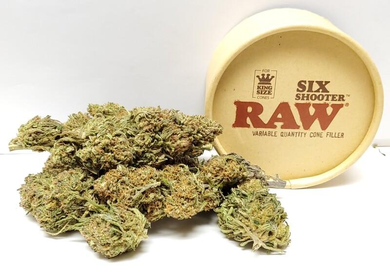 Purple Haze Premium Hemp Flower 14-16% CBD Buds