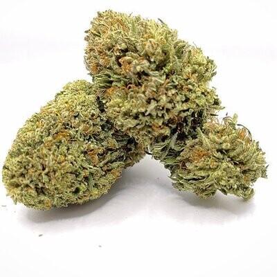 Bubba Kush - CBD Hemp Flower 18% Potency - D8 Infused