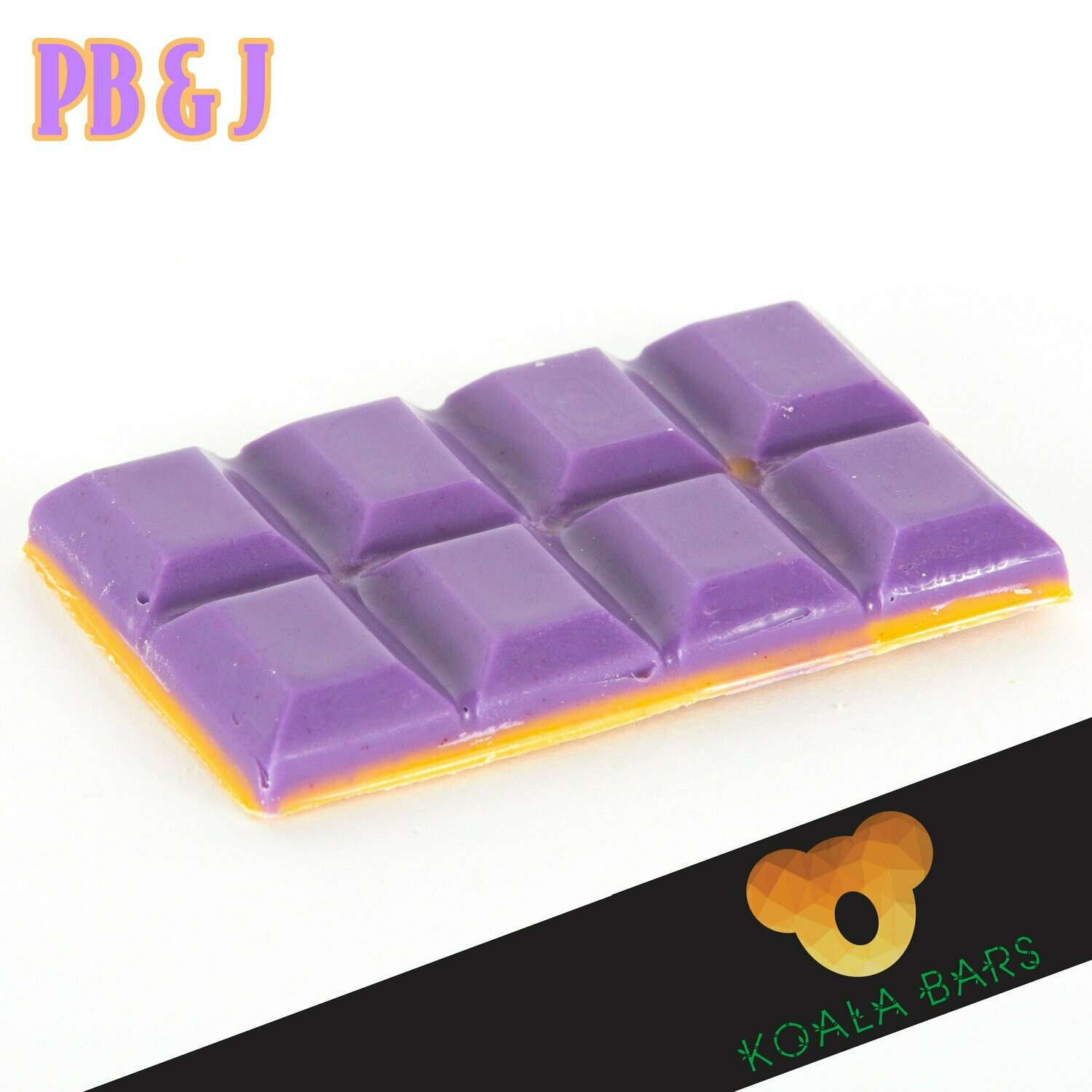 500MG Chocolate Bar - Peanut Butter & Jelly