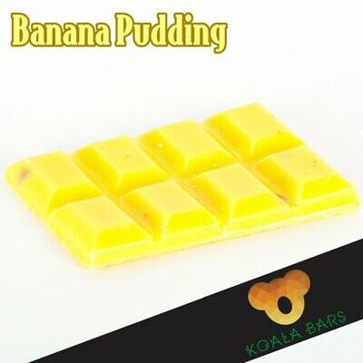 500MG Chocolate Bar - Banana Pudding