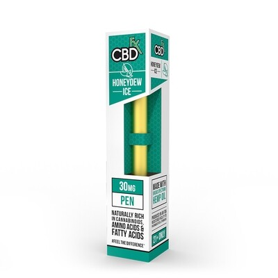 30mg Broad Spectrum Honey Dew Ice Pen