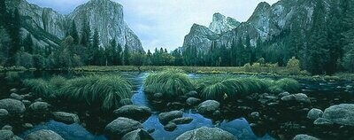 Ahwahnee - The Deep Grassy Valley