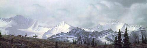In the Heart of Alaska