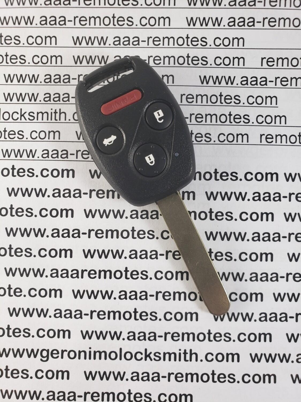 08 to 2012 Honda Accord