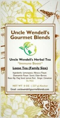 Uncle Wendell's Herbal Tea