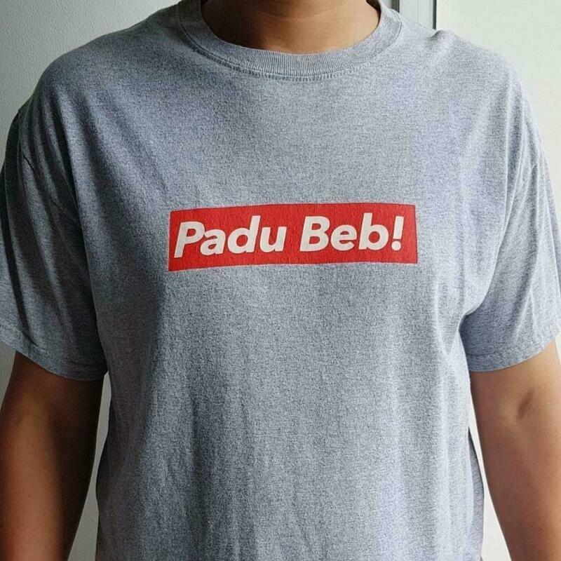 Padu Beb Basic T-Shirt