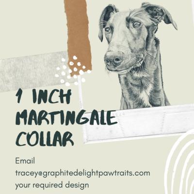 1 Inch Martingale Collar
