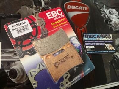 Ducati brake pad set.