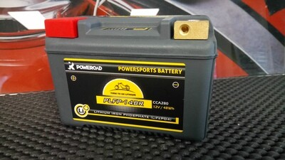 Poweroad Lithium battery