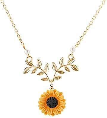 Sunflower Charms