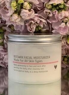Beeswax Facial Moisturizer