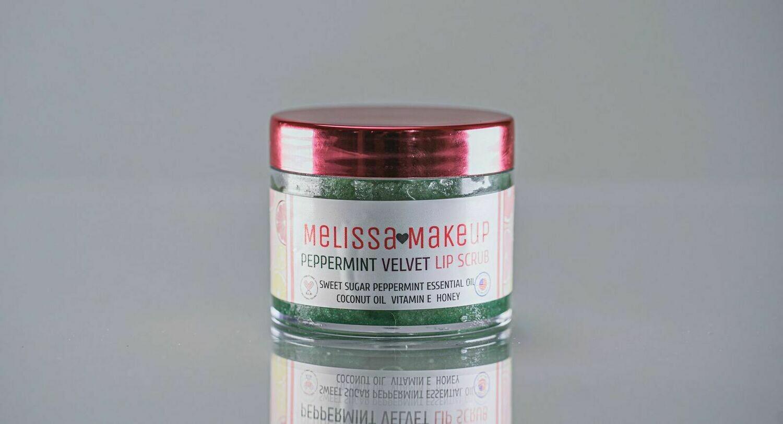 Peppermint Velvet Lip Scrub
