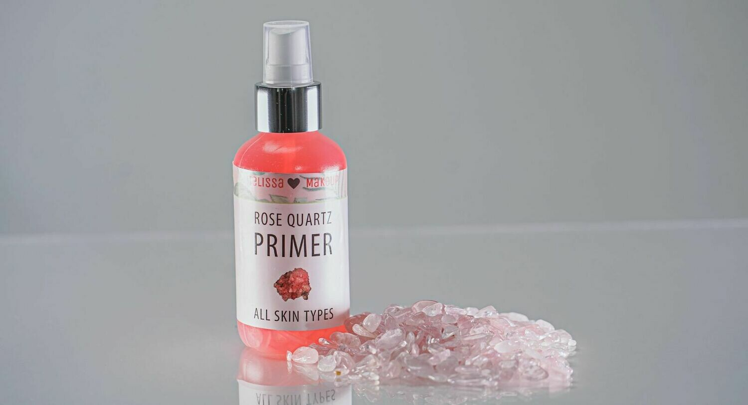Rose Quartz Primer Spray
