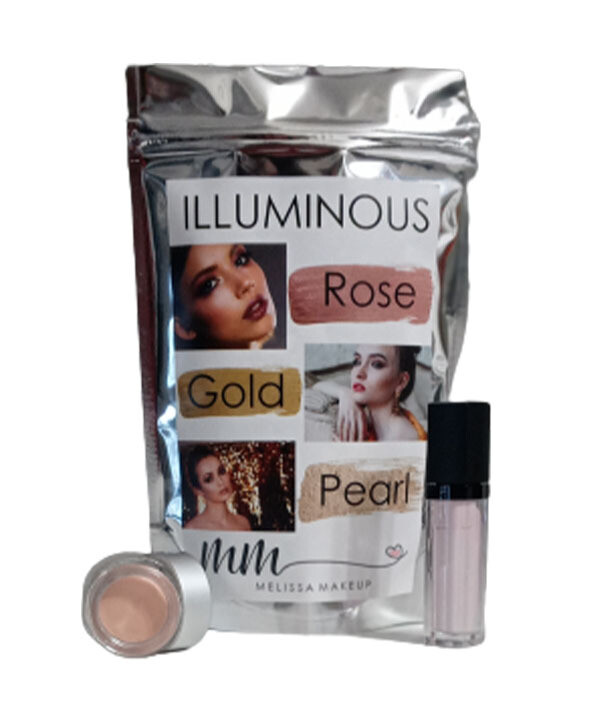 Illuminous Blush Brush + Under Eye Concealer