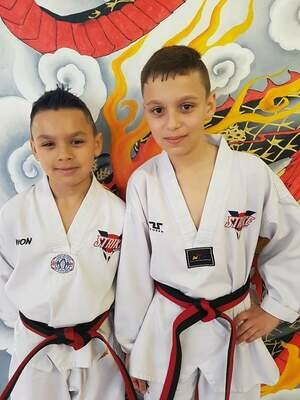 Strike Taekwondo Uniform