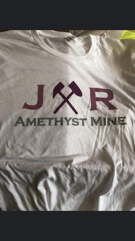 White JXR T-shirt S-3XL