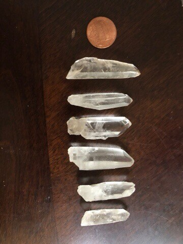 Quartz Points Parcel