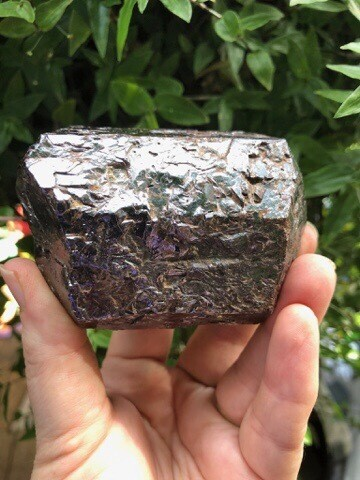Large DT Red Rutile