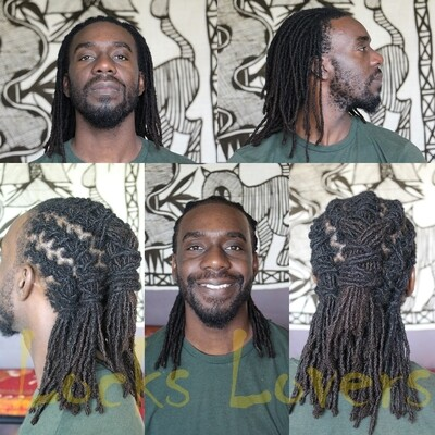 Styling Homme Crossing - Formation Locks