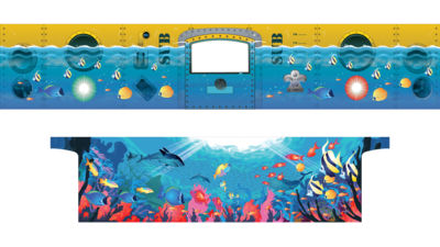 Removable Themes - Sub Aqua Quest