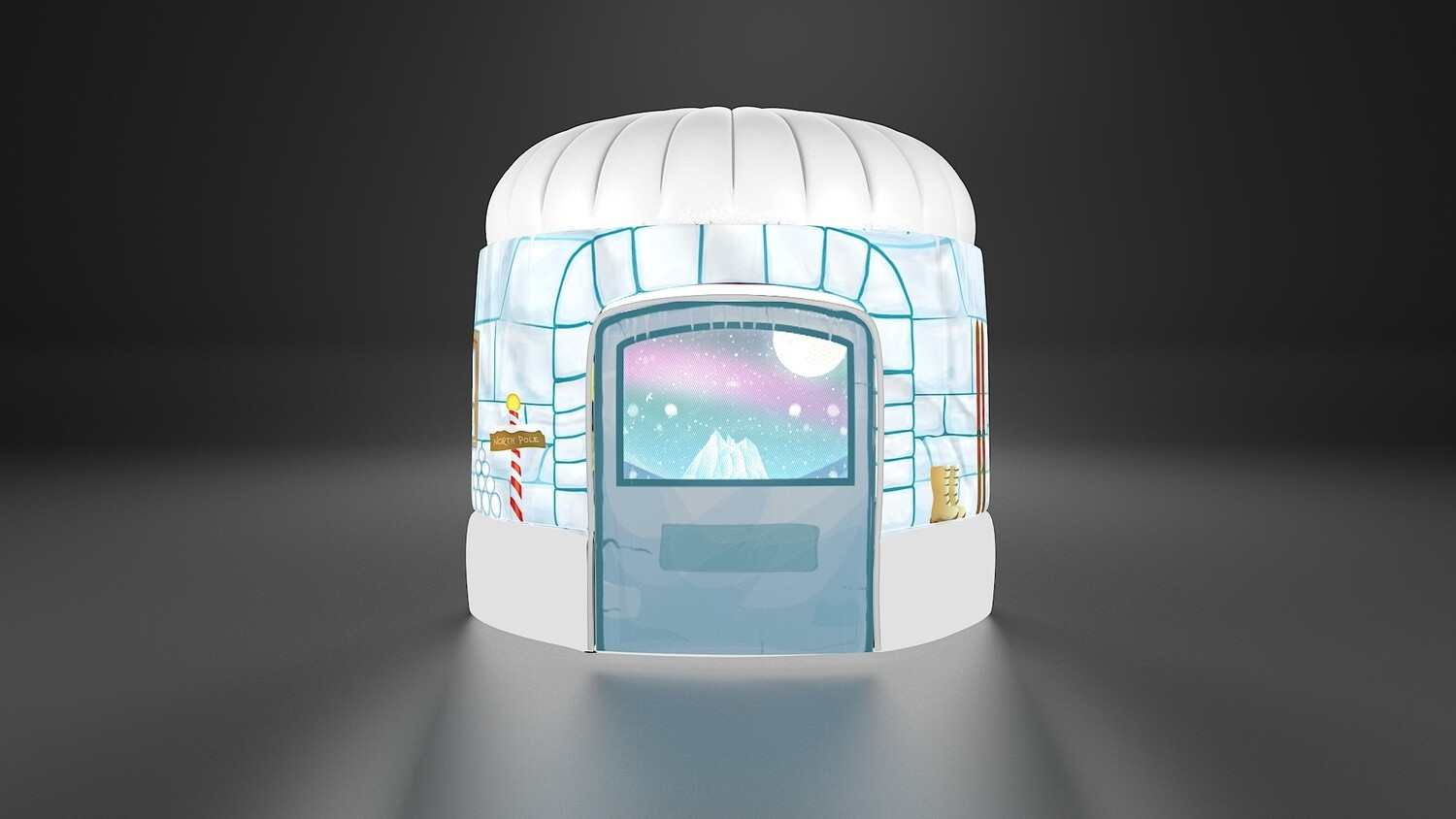 Polar Ice Igloo PODS