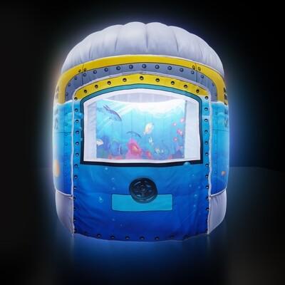 Sub Aqua Quest PODS