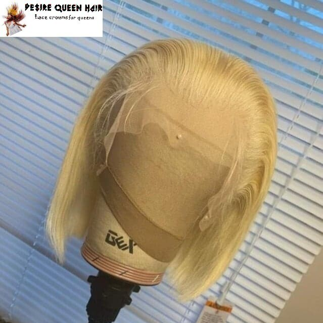 613 Blonde Bob