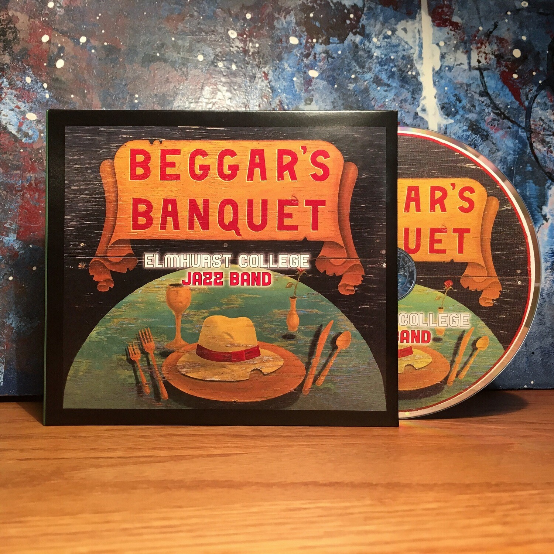 """Beggar's Banquet"" by Elmhurst College Jazz Band - CD"