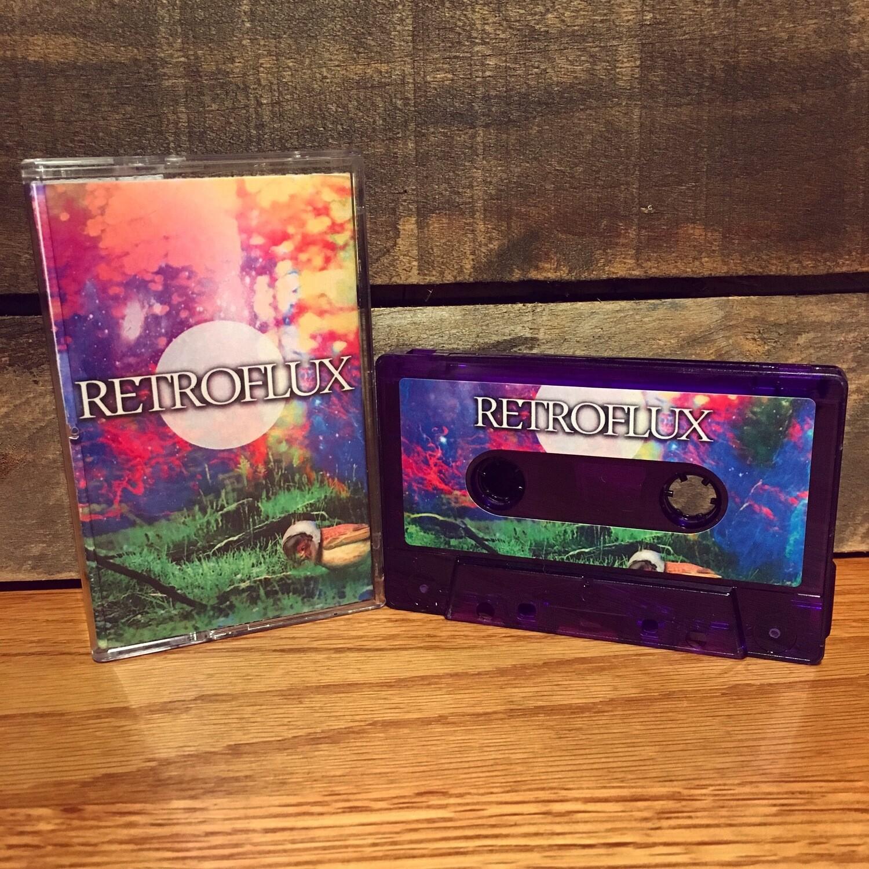 """Retroflux"" by Josh Buché - Cassette"