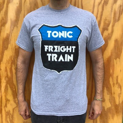 Tonic Freight Train: Original Logo T-Shirt