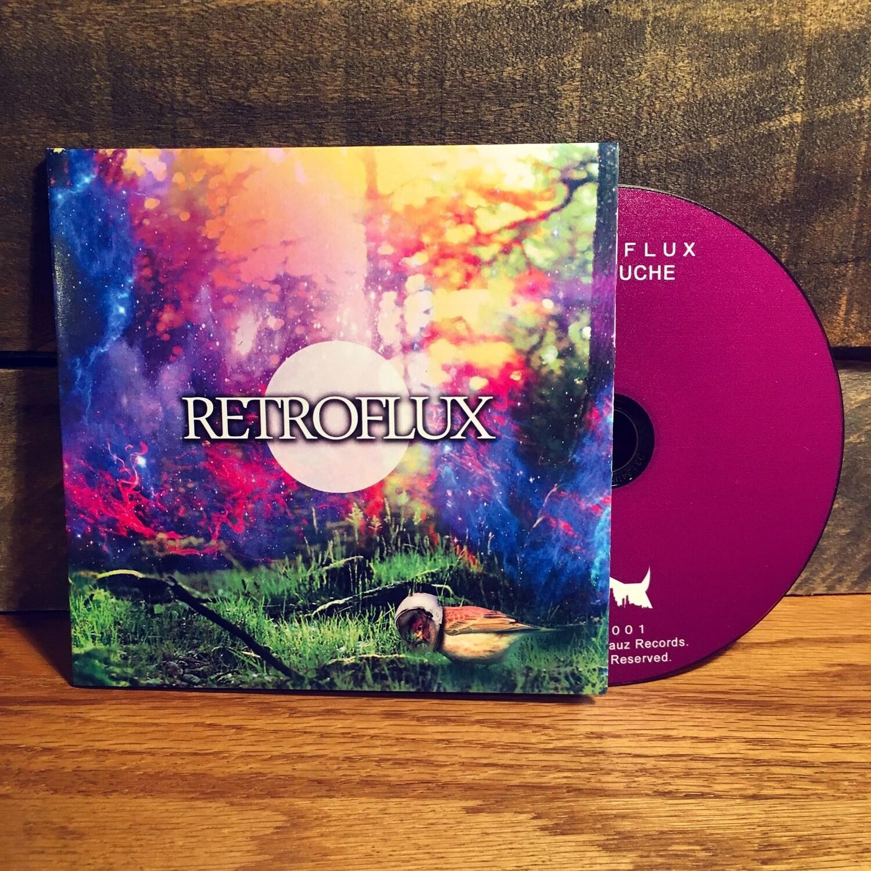 """Retroflux"" by Josh Buche - CD"