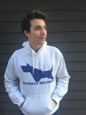 Classic Logo w/ Text Hooded Sweatshirt