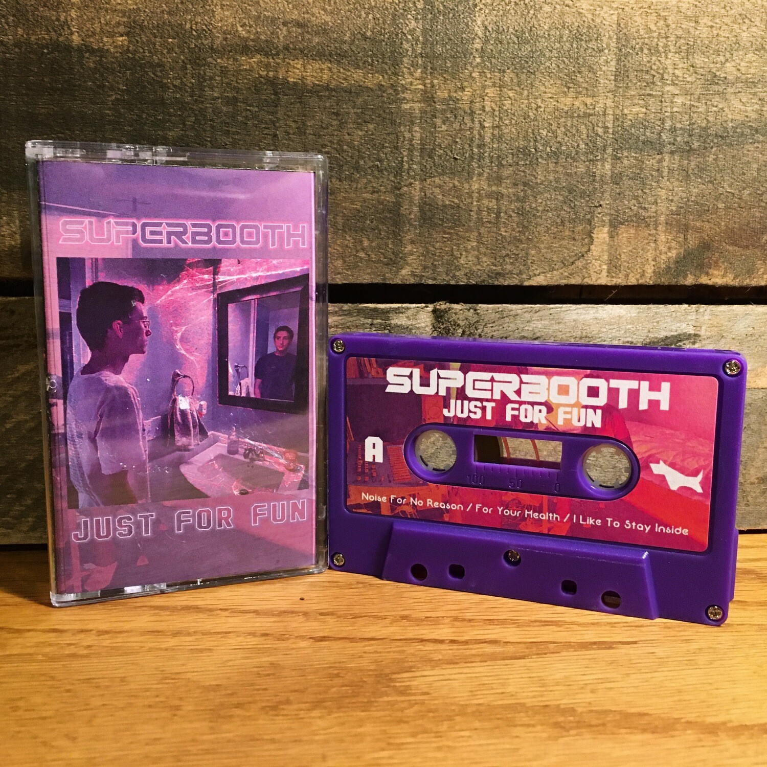 """""""Just For Fun"""" by Superbooth - Cassette"""