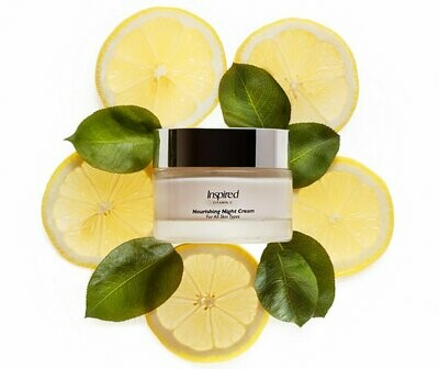 Inspired Professional Vitamin C Nourishing Night Cream