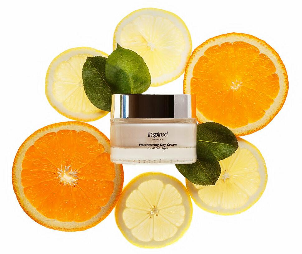 Inspired Professional Vitamin C Moisturizing Day Cream