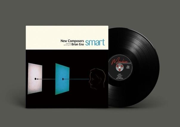 LP: New Composers feat. Brian Eno — «Smart» (1999/2020) [Black Vinyl]