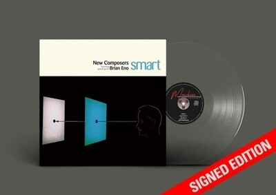 LP: New Composers feat. Brian Eno — «Smart» (1999/2020) [Signed Clear Vinyl]