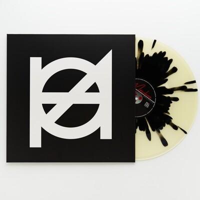 LP: РОНИН — «Опора» (2019) [Black & White Vinyl]