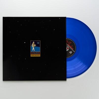 LP: Альянс — «Хочу летать» (2019) [Blue Vinyl]