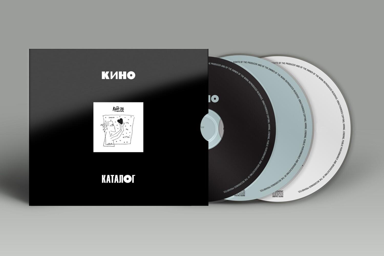 CD: КИНО — «Любовь — это не шутка» (1986/2020) [3CD Limited Edition]