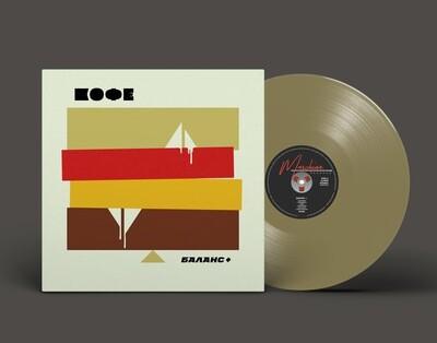 LP: КОФЕ — «Баланс +» (1986/2020) [Limited Gold Vinyl]
