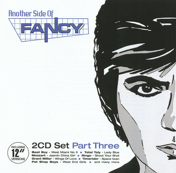 CD: V/A – Another Side Of Fancy - Part Three (2020) [2CD]