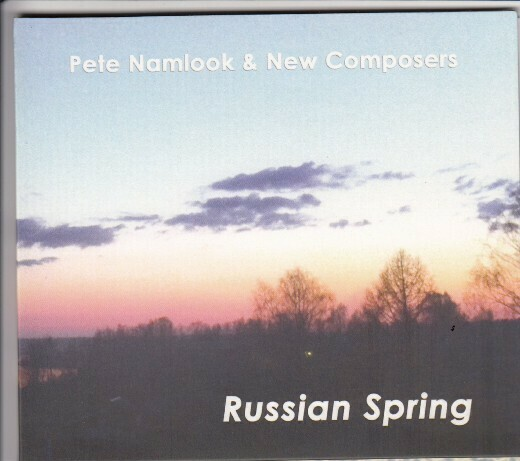 CD: Pete Namlook & New Composers — «Russian Spring» (2005/2016) [Remastered Edition]