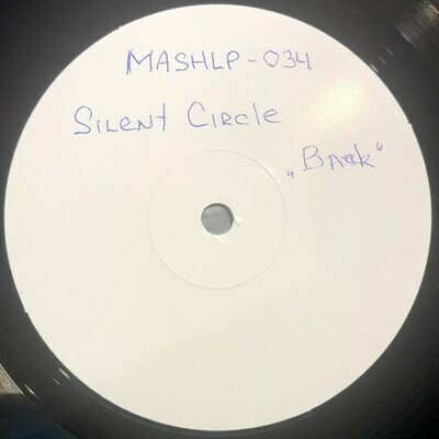 LP: Silent Circle — «Back!» (1994/2019) [Test Press Vinyl]