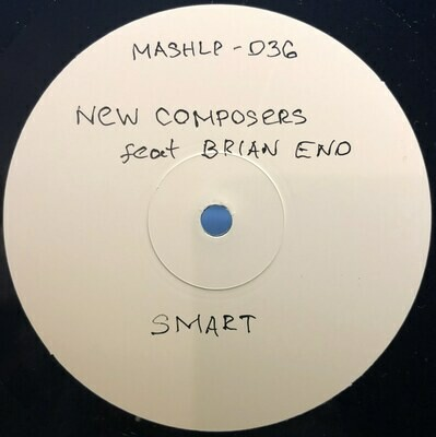 LP: New Composers feat. Brian Eno — «Smart» (1999/2020) [Test Pressing]