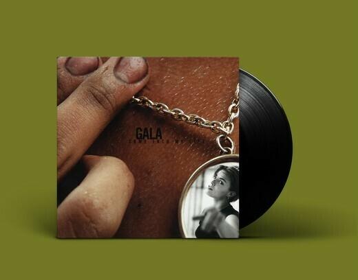 LP: GALA — «Come Into My Life» (1997/2020) [Black Vinyl]