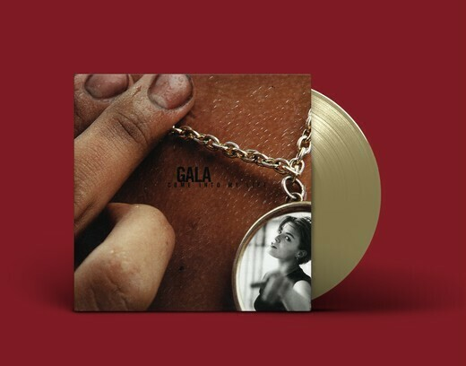 LP: GALA — «Come Into My Life» (1997/2020) [Limited Edition Gold Vinyl]