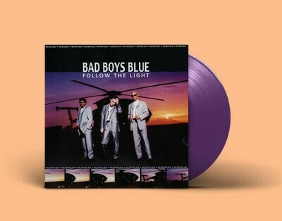 LP: Bad Boys Blue — «Follow The Light» (1999/2020) [Limited Purple Vinyl]