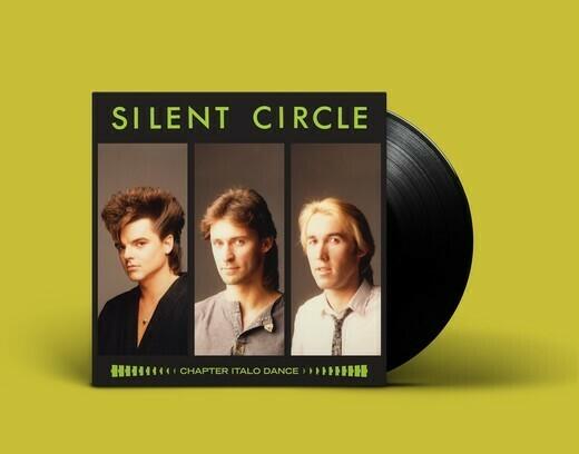 [PREORDER] LP: Silent Circle — «Chapter Italo Dance» (1984–91/2020) [Black Vinyl]