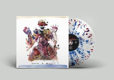 LP: Игры — «Крик в жизни» (1989/2020) [Limited Splatter Vinyl]